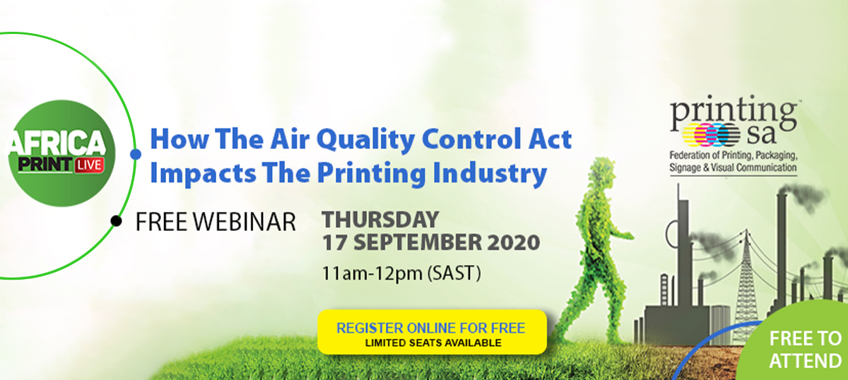 How The Air Quality Control Act Impacts The Printing Industry