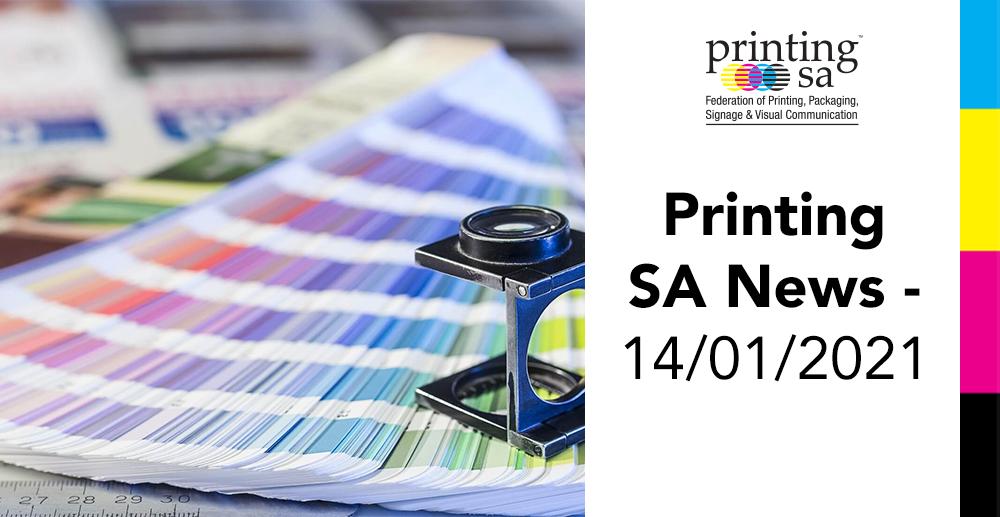 Printing SA News - 14/01/2021