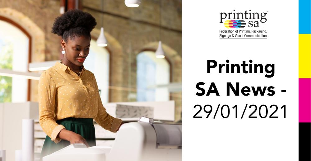 Printing SA News - 01/02/2021