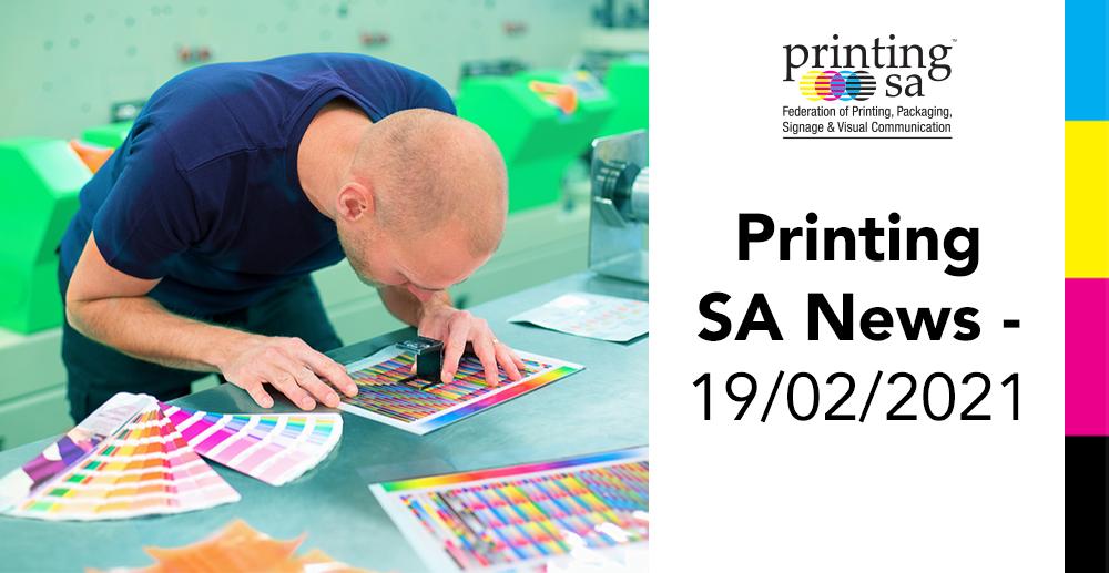 Printing SA News -19/02/2021