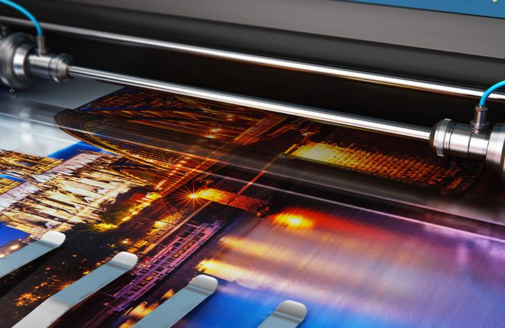 Commercial Digital Printer